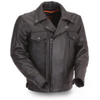 First Classics Men's Mastermind Utility Cruising jacket