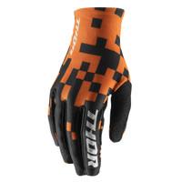 Thor Void Bits Gloves Orange