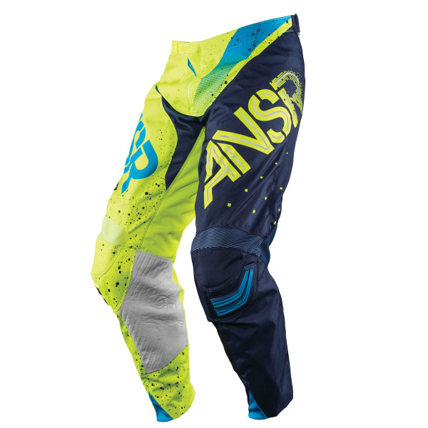 Answer Racing Elite LE Halo Pant Blue
