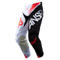 Answer Racing Elite LE Halo Pant Red/White