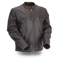 First Classics Promoter Men's Full Side Stretch Scooter Jacket