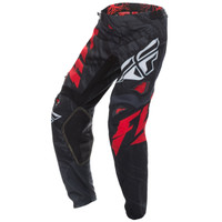 Fly Racing Kinetic Relapse Short Pants Black