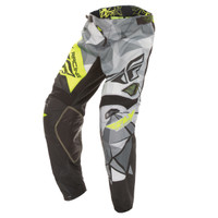 Fly Racing Kinetic Crux Short Pants Black