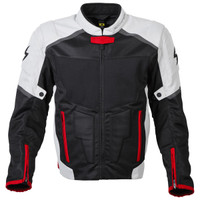 Scorpion Influx Jacket Gray View