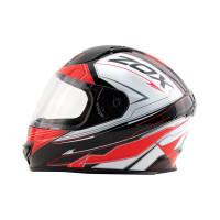 Zox Thunder R2 Spirit Helmet Red Helmet