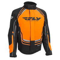 Fly Racing Snow SNX Pro Jacket Orange