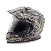Fly Racing Trekker Nova Helmet Gray