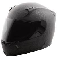 Fly Racing Revolt Ink 'N Needle Helmet Black