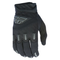 Fly Racing Youth F-16 Gloves Black
