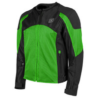 Speed And Strength Midnight Express Mesh Jacket Green