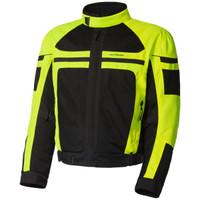 Olympia Newport Mesh Tech Jacket Yellow