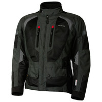 Olympia Dakar 2 Mesh Tech Jacket Black