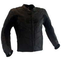 Oxford RP-S Leather Jacket Black