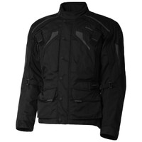 Olympia Richmond Waterproof Jacket Black