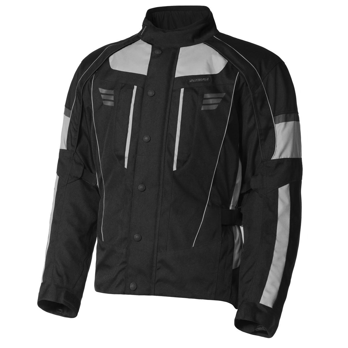 ... Olympia Durham Waterproof Jacket Silver ...