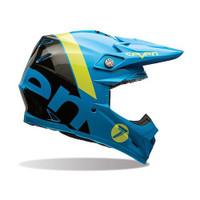 Bell Moto-9 Flex / Seven MX Helmet Blue