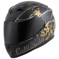 Scorpion EXO-R710 Golden State Helmets Main View