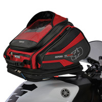 Oxford Q30R QR Tank Bag  Red View