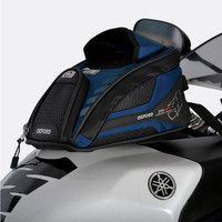 Oxford M2R Mini Tank Bag Blue Tank Bag View