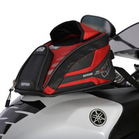 Oxford M2R Mini Tank Bag Red Tank Bag View