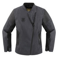 Icon 1000 Tuscadero Women's Jacket 1