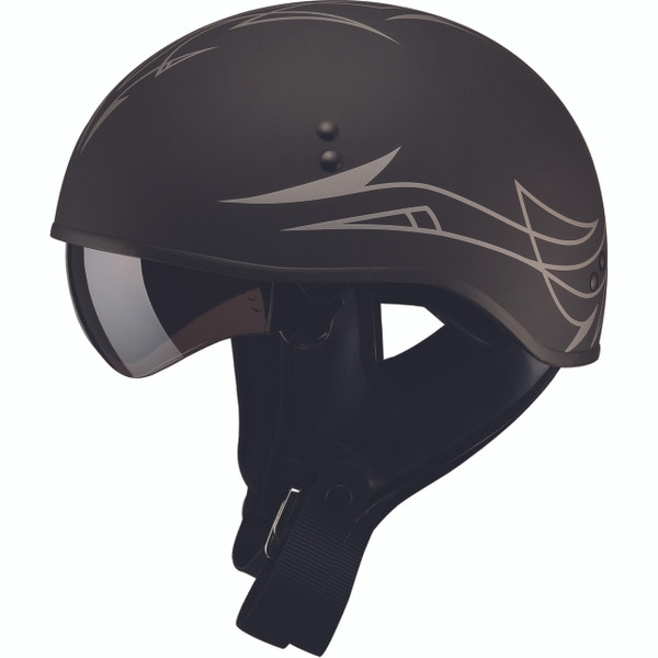 GMax GM65 Pin Naked Half Helmet