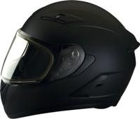 Z1R Sops Sno Helmets Matte Black