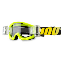 100% Strata Youth N Yl Cl Goggles