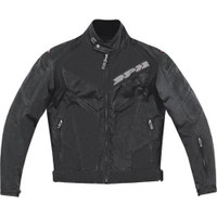 Spidi Trackster Tex Jacket Black