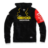 100% Team Geico Honda Factory Hoody