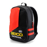 100% Geico Honda Haversack Backpack 1