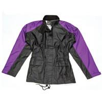 Joe Rocket RS-2 Women's Rain Suit Purple