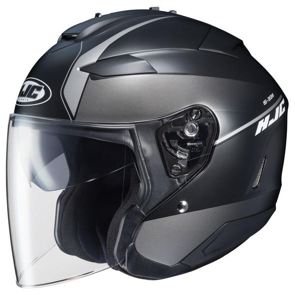HJC IS-33 II Niro Helmet Gray