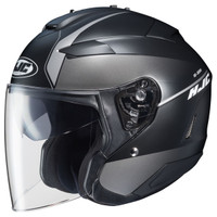 HJC IS-33 II Niro Helmet Gray