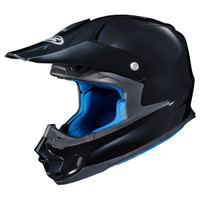 HJC FG-MX Helmet Black