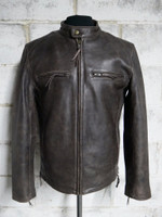 First Classics Men's Maine Vintage Style Scooter Jacket Main View