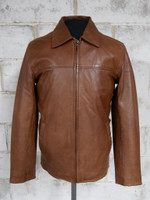 First Classics Men's Indiana Jacket Whiskey Main View