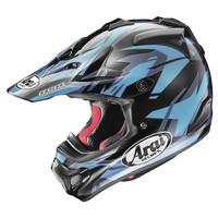 Arai VX Pro 4 Dazzle Helmet Blue