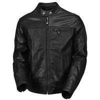 Roland Sands Design Men's Ronin Perforated Leather Jacket
