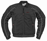 Vega Mercury Ladies Mesh Black Jacket