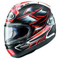 Arai Corsair X Ghost Helmet Red
