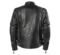 Roland Sands Design Men's Clash Perforated Leather Jacket 2