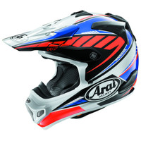 Arai VX Pro 4 Spike Helmet Blue