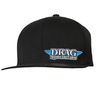 Throttle Threads Flat Bill Drag Cap