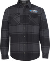 Throttle Threads Drag Plaid Qlt Jacket 1