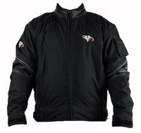 Vega Snowmobile Black Jacket