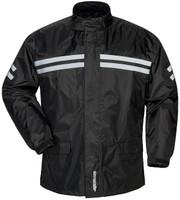 Tour Master Shield Two Piece Rainsuit Black