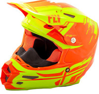 Fly Racing F2 Carbon Forge Cold Weather Helmet