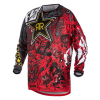 Fly Racing Kinetic Rockstar Jerseys