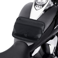 Vikingbags Medium Motorcycle Tank Map Pouches with Magnetic Bottom